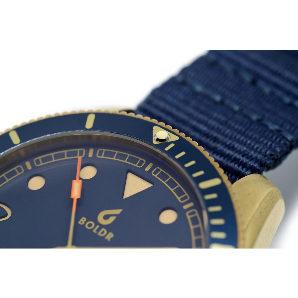 BOLDR Voyager Diver Watch | Pacific