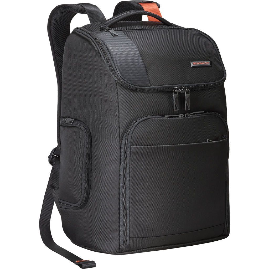 Briggs & Riley Advance Backpack | Black