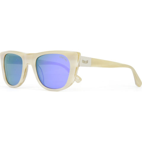 Vestal St. Jane Sunglasses | Ivory/Purple Mirror/Silver VVSJ016