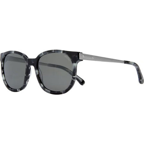 Vestal Windrose Sunglasses | Black Tortoise/Grey/Silver VVWR012