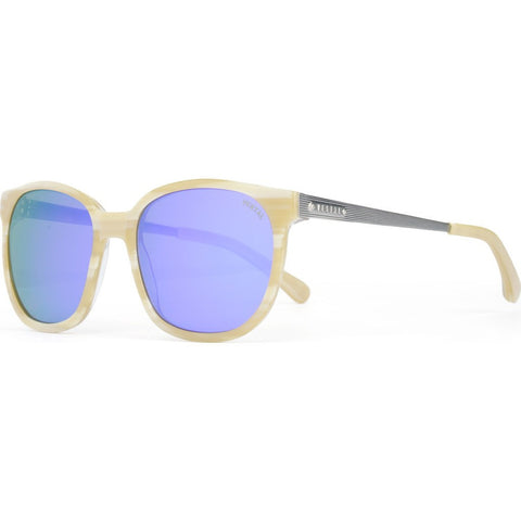 Vestal Windrose Sunglasses | Ivory/Purple Mirror/Silver VVWR014