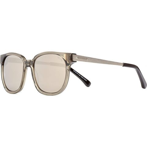Vestal Windrose Sunglasses | Grey/Black/Silver Mirror VVWR015