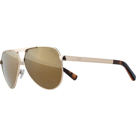 Vestal Westerlies Sunglasses | Polished Gold Brown/Gold Mirror/Tortoise VVWS003