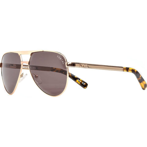 Vestal Westerlies Sunglasses | Gold/Black And Gold Tort/Grey VVWS013