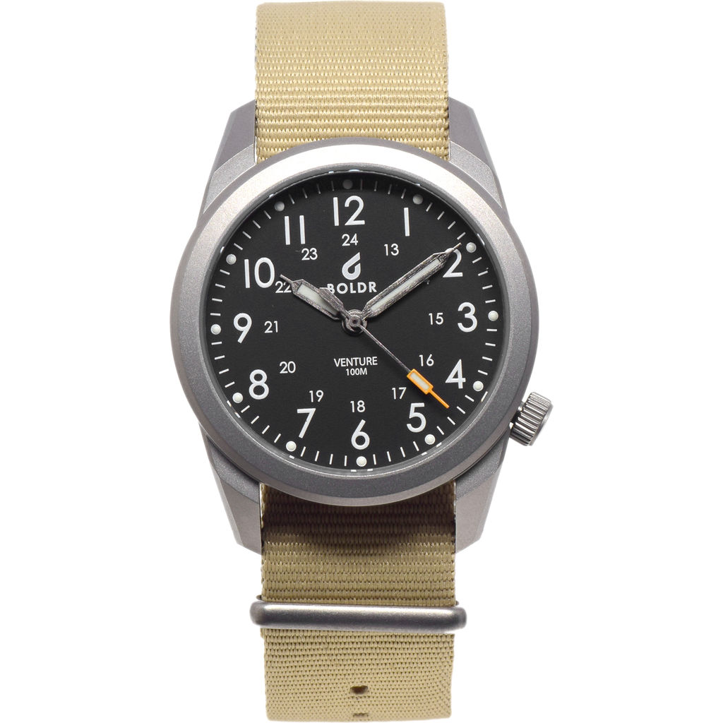 BOLDR Venture Watch | Adventure Khaki 91021100