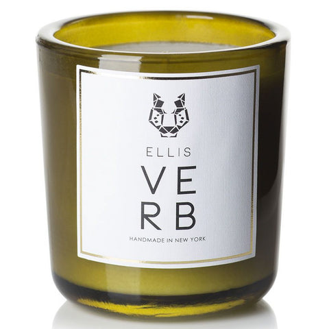 Ellis Brooklyn Terrific Scented Soy Candle | Verb