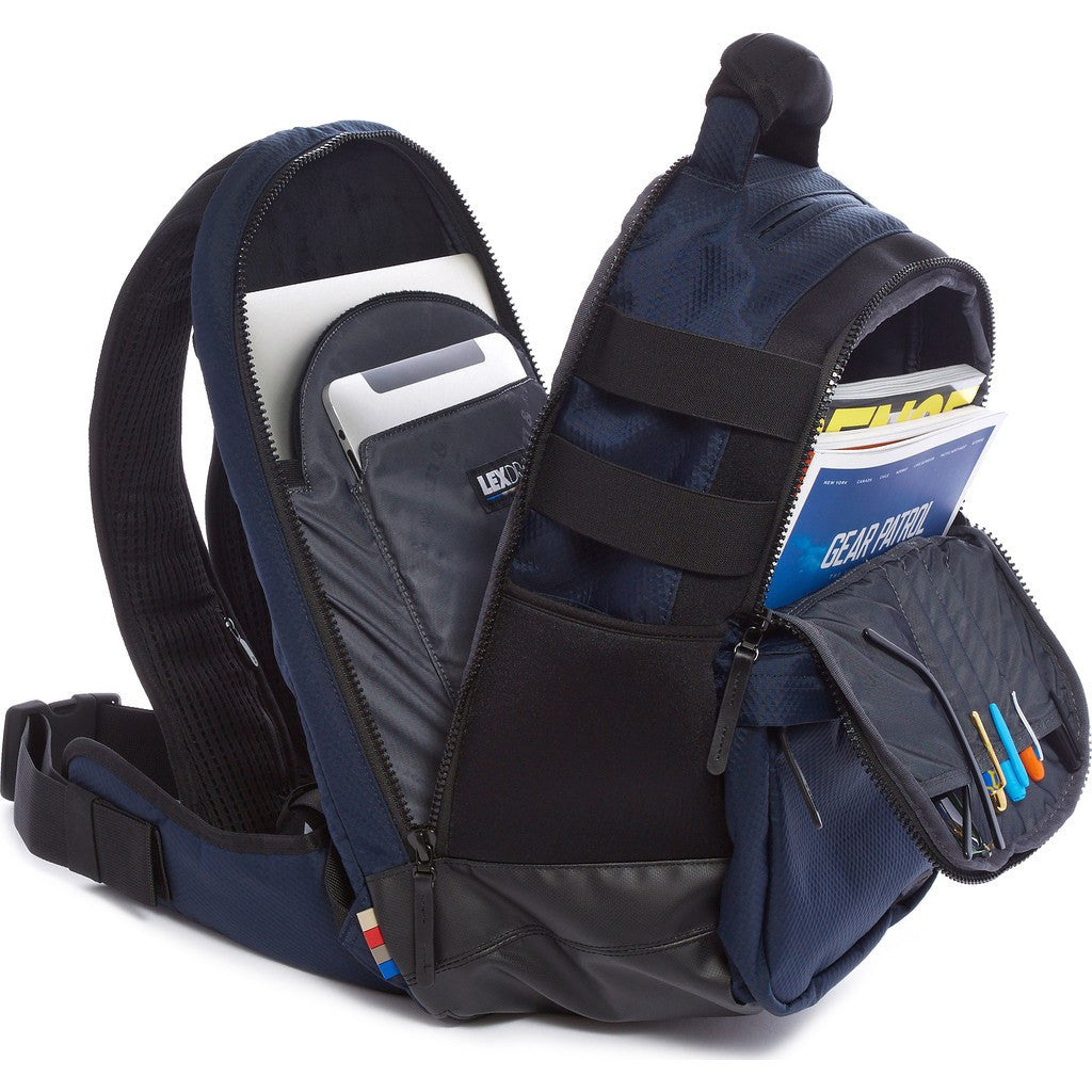 Lexdray Vienna Pack Backpack | Dark Navy 16102-NPC