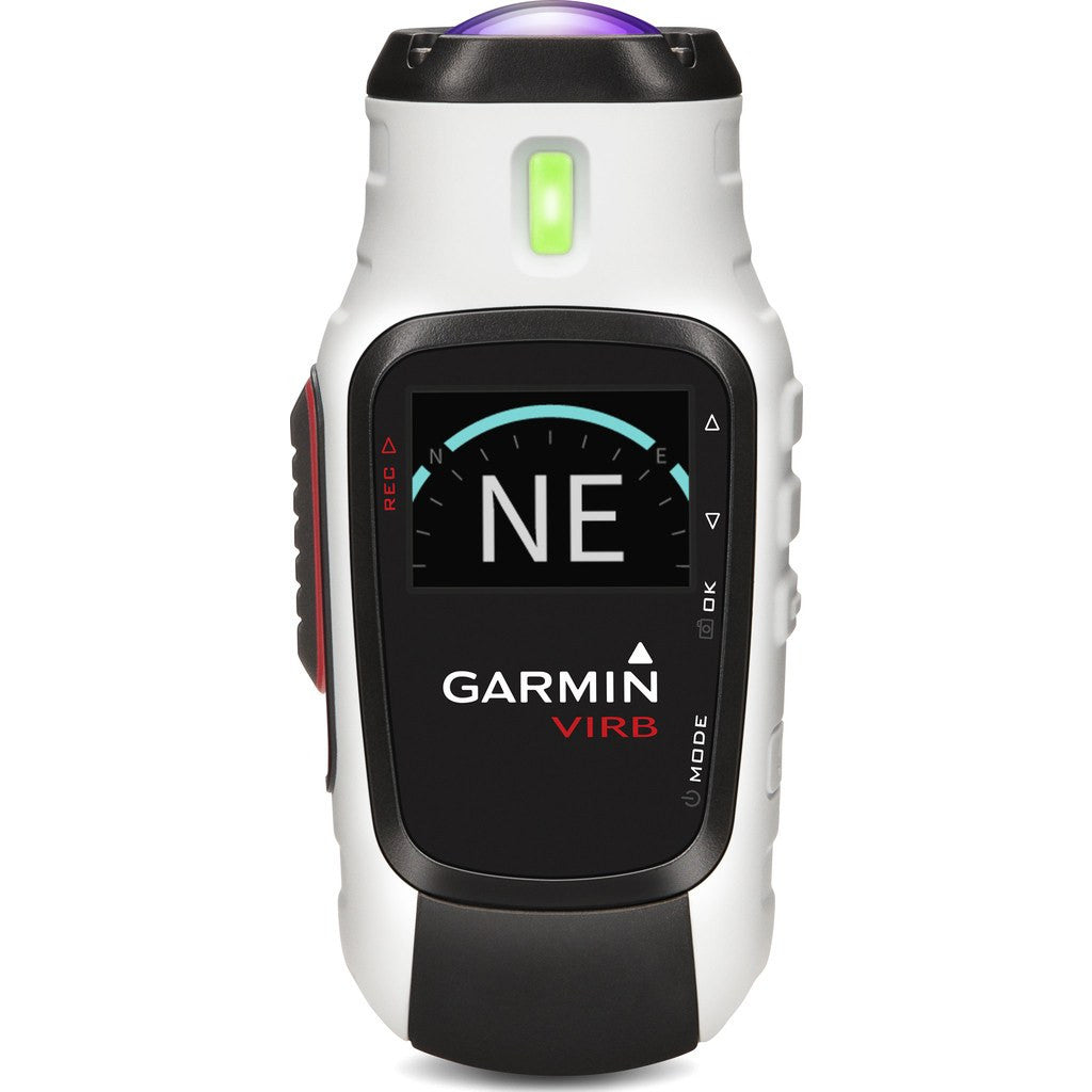Garmin VIRB Elite Action Camera | White