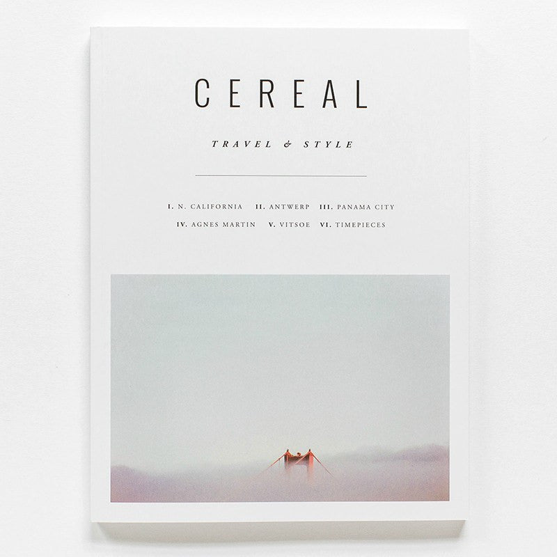 Cereal Travel & Lifestyle Magazine | Volume 10