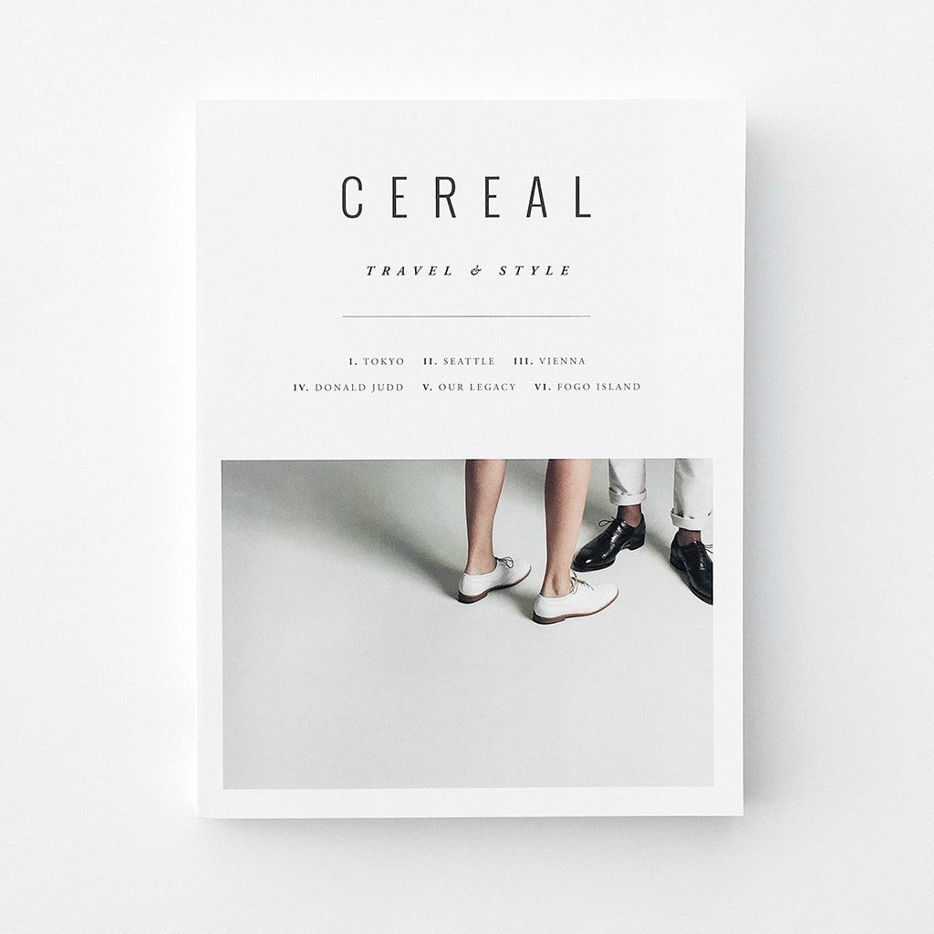Cereal Travel & Lifestyle Magazine | Volume 11