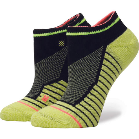 Stance Flortex Low Women's Socks | Neon Lime