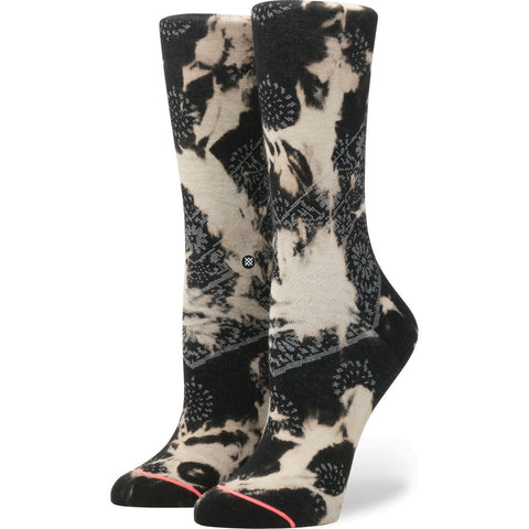 Stance Rodeo Women's Everyday Socks | Black M W515D17ROD