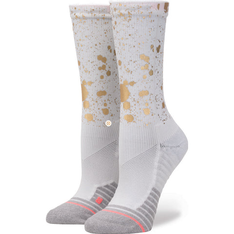 Stance Endorphin Women's Socks | White M