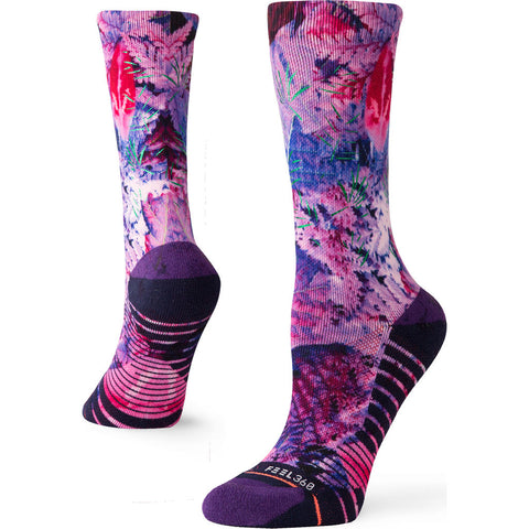 Stance Palm Crew Women's Socks