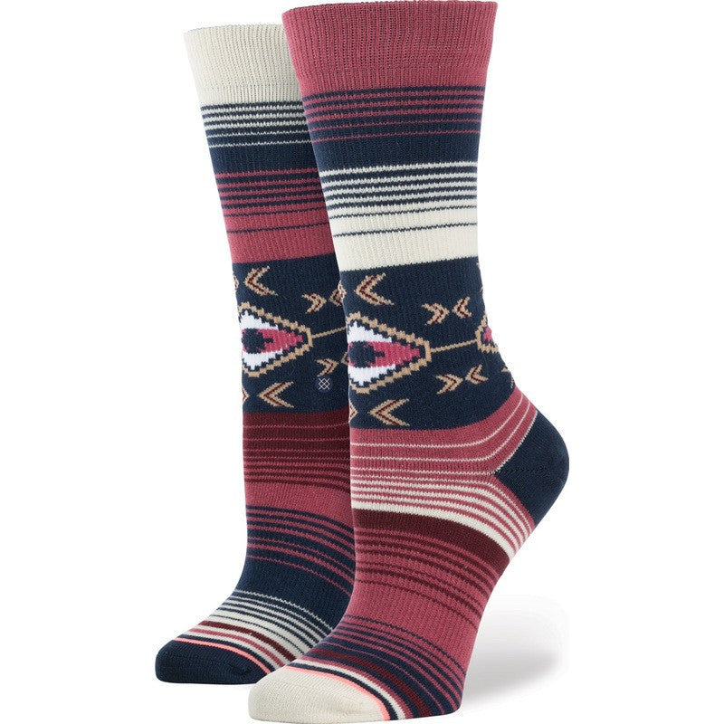 Stance Loom Women's Socks | Cream