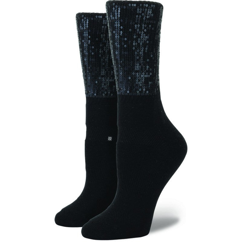 Stance Nu Native Women's Crew Socks | Black OS