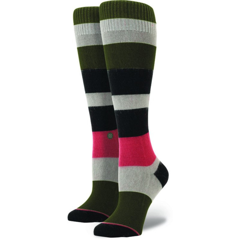 Stance Johnnie Women's Socks | Black OS