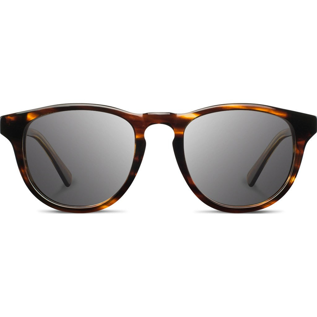 Shwood Francis Acetate Sunglasses | Tortoise & Maple Burl / Grey WAFTMAG
