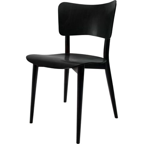 Wohnbadarf Cross Frame Dining Chair --Natural WB-30-1100-BN