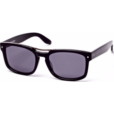 Nothing & Co Willmore Sunglasses | Black WM0101