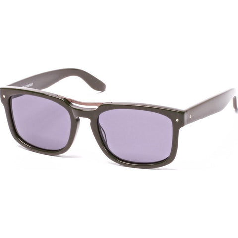 Nothing & Co Willmore Sunglasses | Olive WM0601