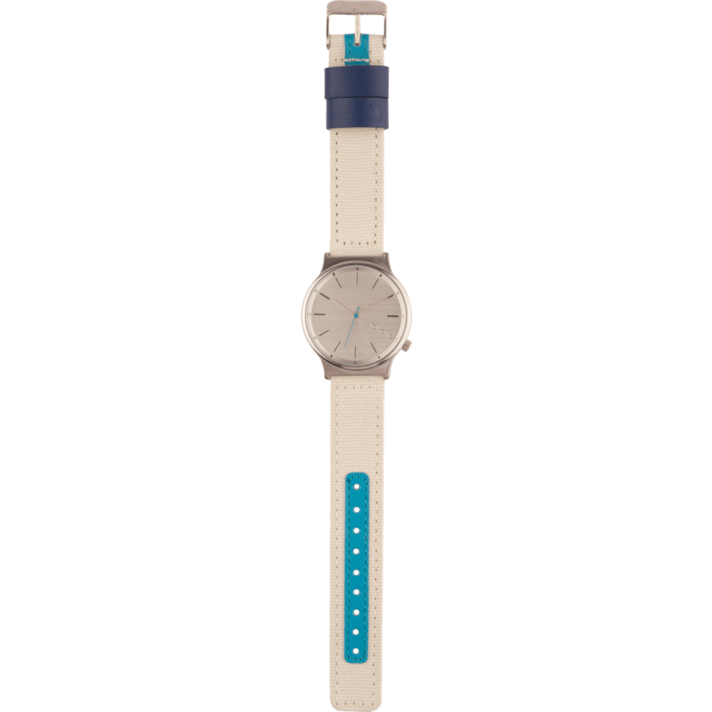 Komono Winston Heritage Watch | Clay Blue