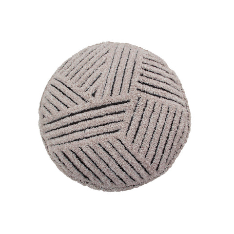 Lorena Canals Fields Woolable Pouffe