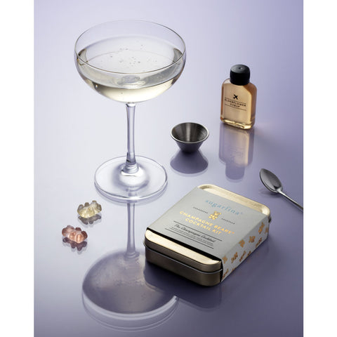 W&P Design The Carry On Cocktail Kit | The Sugarfina Champagne Cocktail