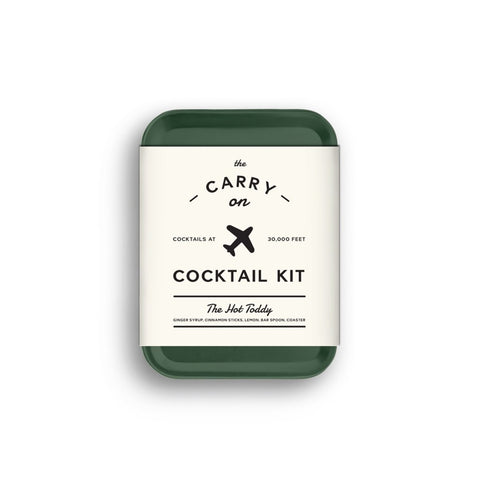 W&P Design Carry-on Cocktail Kit | Hot Toddy MAS-CARRYKIT-HT