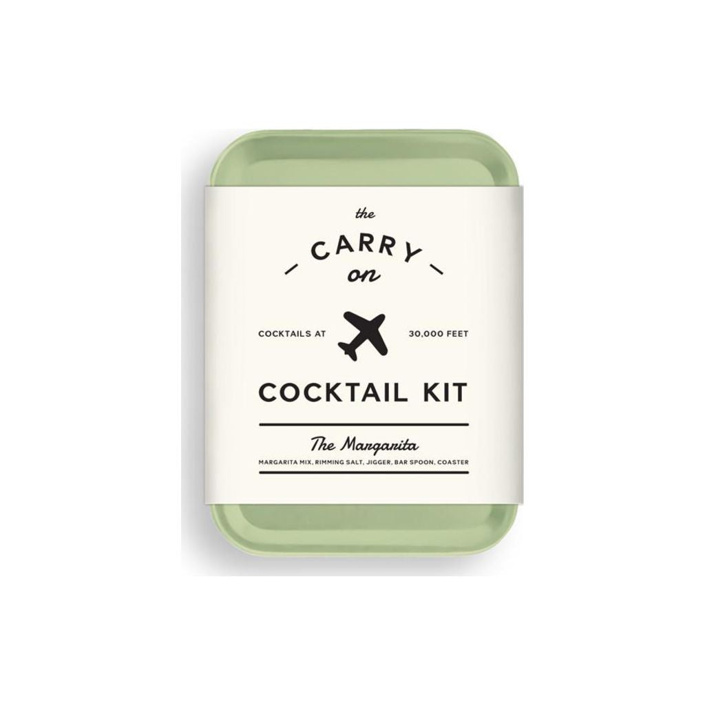 W&P Design Carry-on Cocktail Kit | Margarita mas-carrykit-mg