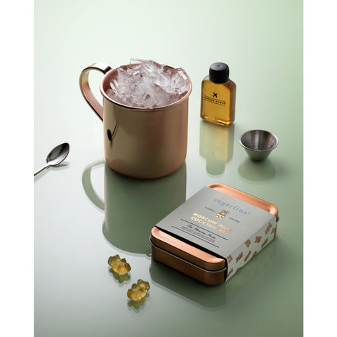 W&P Design The Carry on Cocktail Kit | The Sugarfina Moscow Mule
