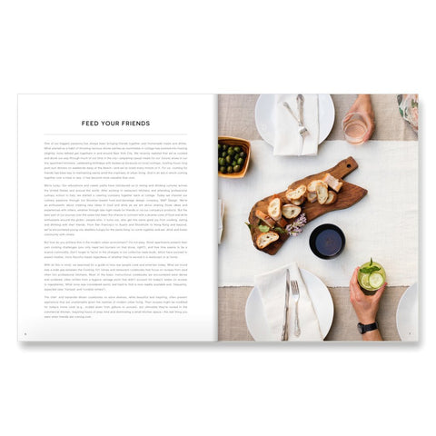 Dovetail Press | Host: A Modern Guide to Eating, Drinking and Feeding Your Friends