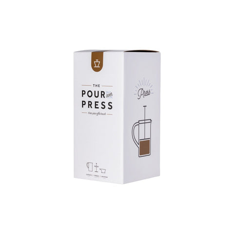 W&P Design Pour Over Press