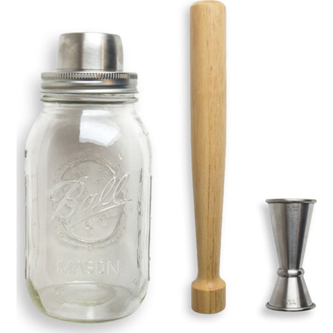 W&P Design The Barware Set | MAS-GIFTSET2