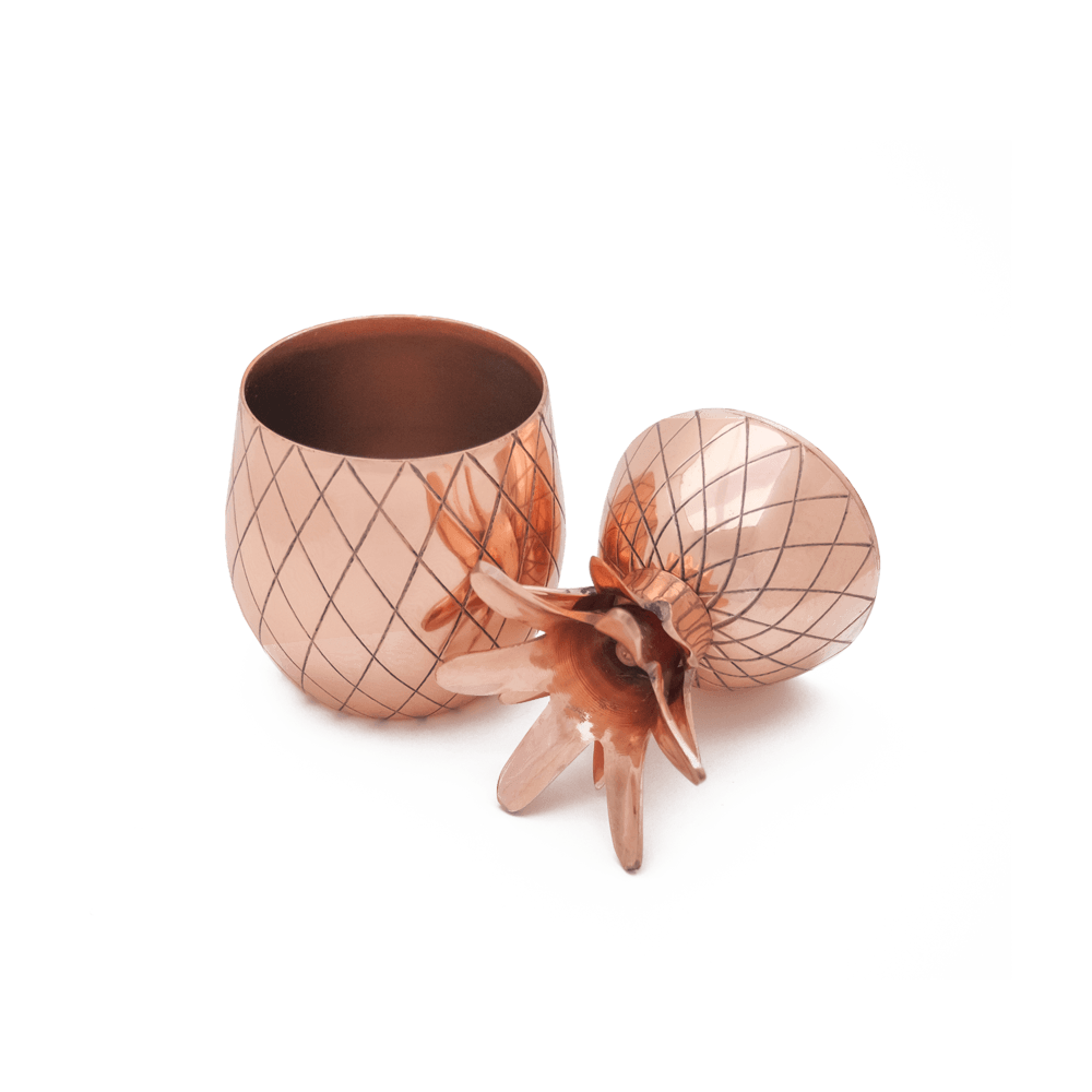 W&P Design Pineapple Tumbler | Copper MAS-PINEC-14