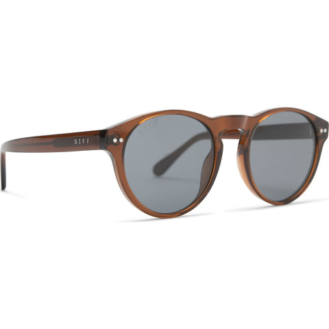 DIFF Eyewear Cody Sunglasses | Whiskey + Grey Polarized