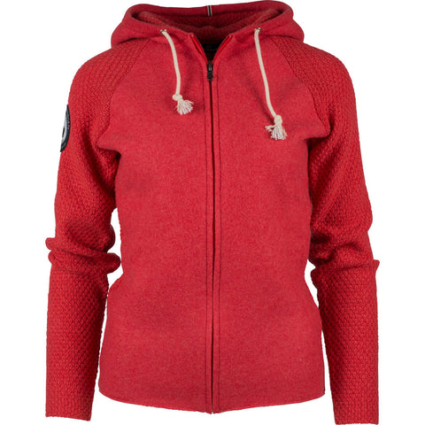 Amundsen Sports Women's Boiled Hoodie Jacket