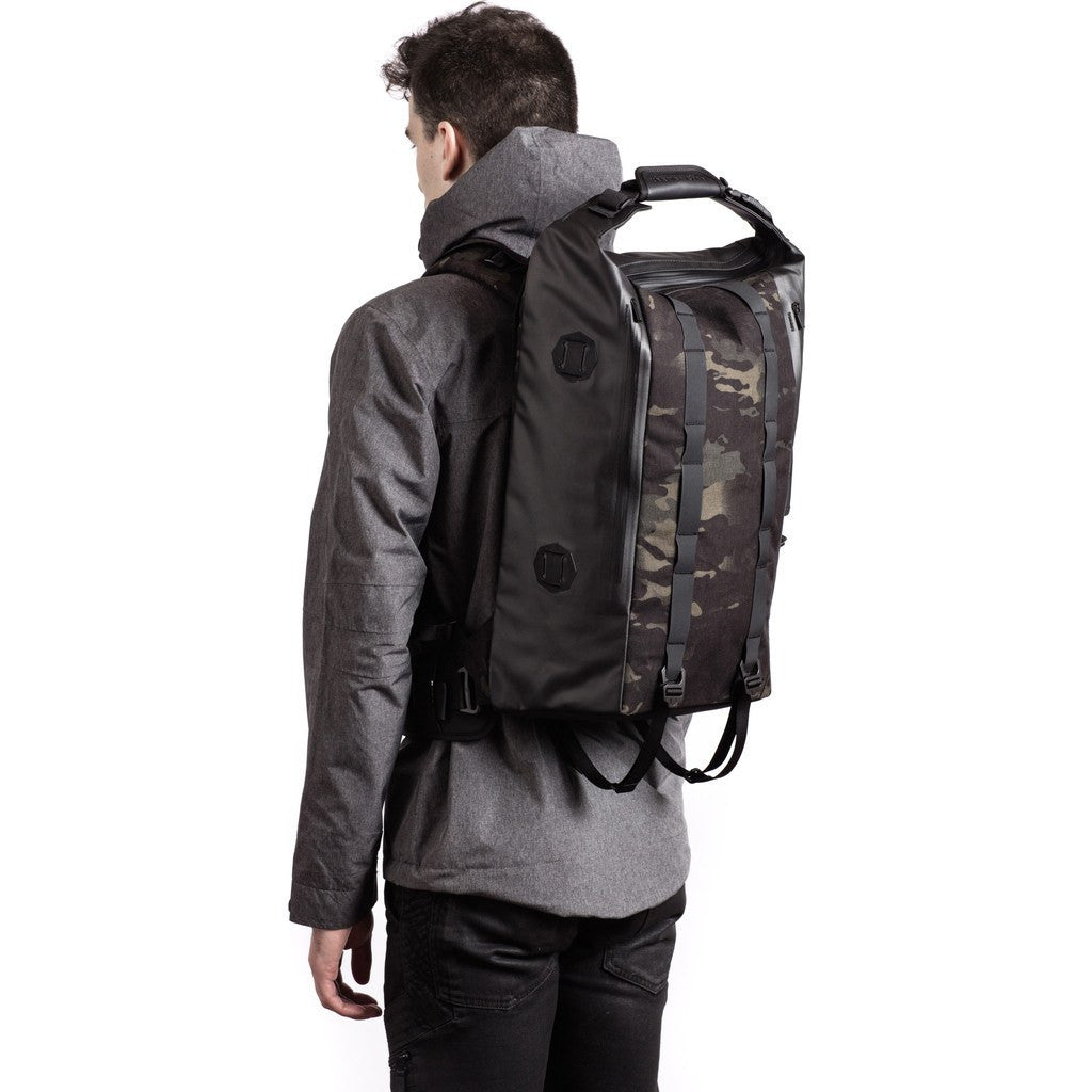 Black Ember TL3 Backpack | Black Camo G3B3