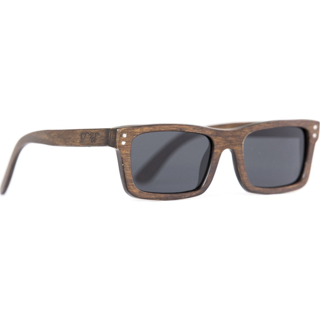 Proof Boise Wood Sunglasses | Stained/Polarized bosstnpol