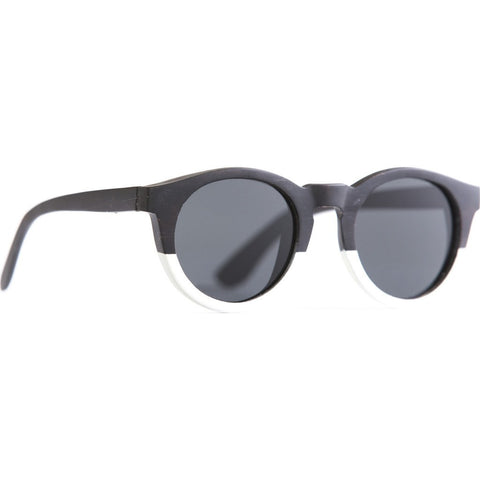 Proof Fairview Wood Sunglasses | 2 Tone/Polarized fvw2tnpol