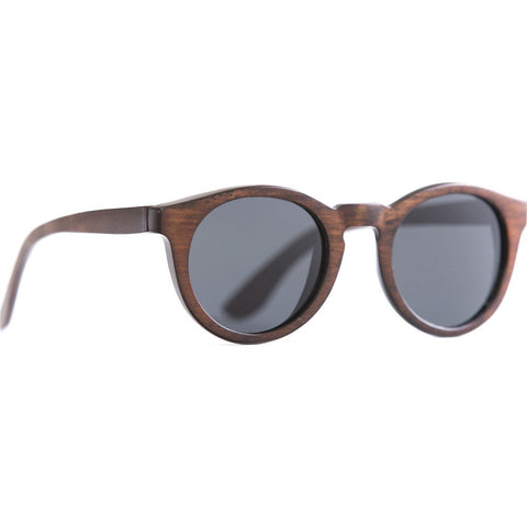 Proof Fairview Wood Sunglasses | Mahogany/Brown Polarized fvwmhgbwnpol