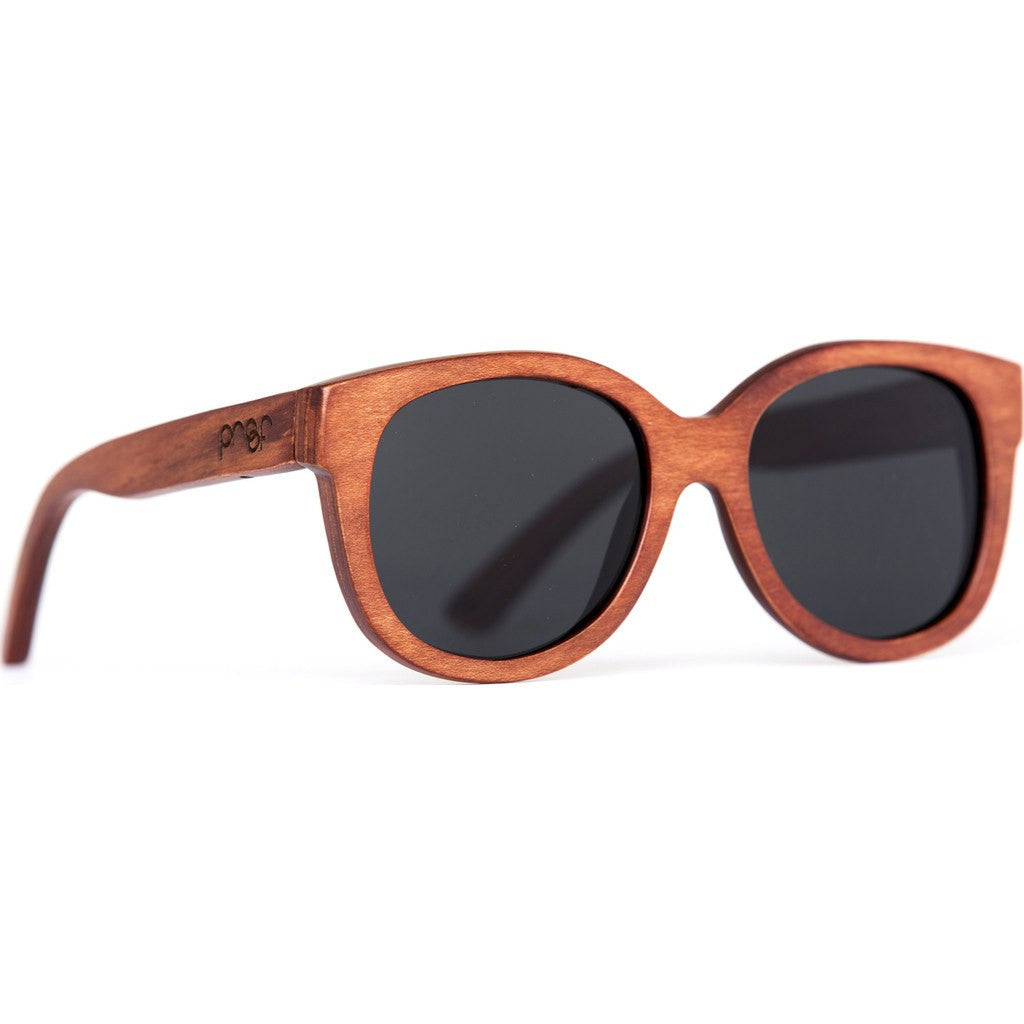 Proof Ivory Wood Sunglasses | Mahogany/Polarized ivomhgpol