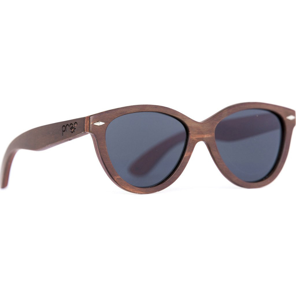Proof McCall Wood Sunglasses | Stained/Gray mclstngry