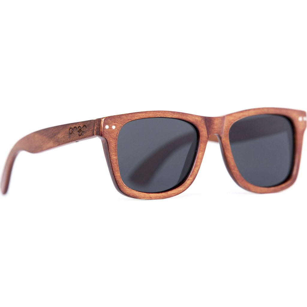 Proof Ontario Wood Sunglasses | Mahogany/Polarized ontmhgpol