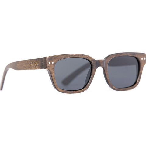Proof Pledge Wood Sunglasses | Stained/Polarized wplgbwnpol