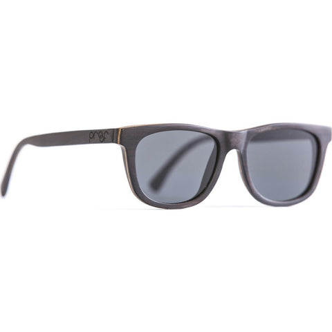 Proof Stanley Wood Sunglasses | Stained/Gray slystngry
