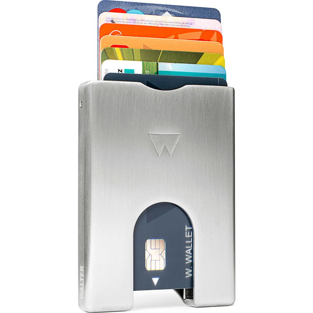 7b3bc74f276 ... Walter Wallet Aluminum Cardhold Wallet   Raw AW002 ...