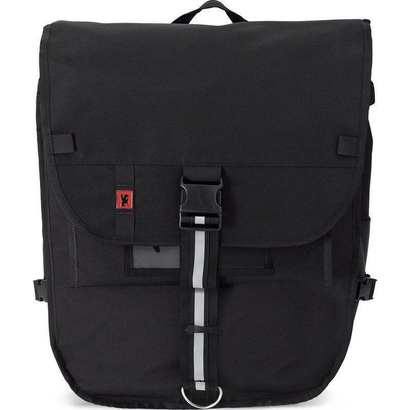 Chrome Warsaw II Messenger Bag | Black