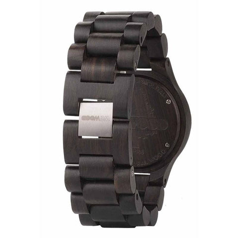 WeWood Roman Blackwood Wood Watch | Black