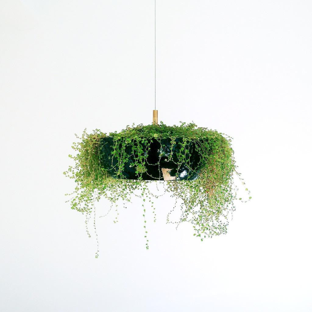 Object Interface Well Planter | Black WP-B